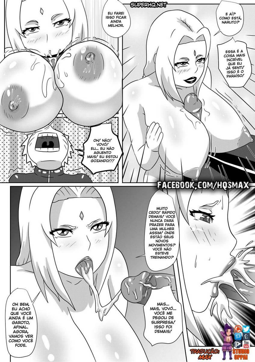 Super HQ de Sexo, naruto hentai